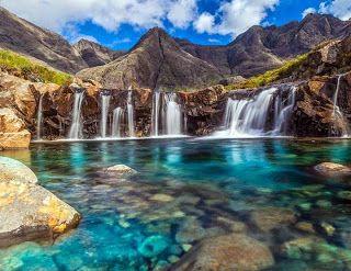 Fairy Pools, Escocia