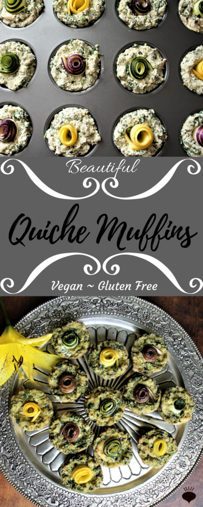 Quiche Muffins Are A High Protein Low Carb Vegan And