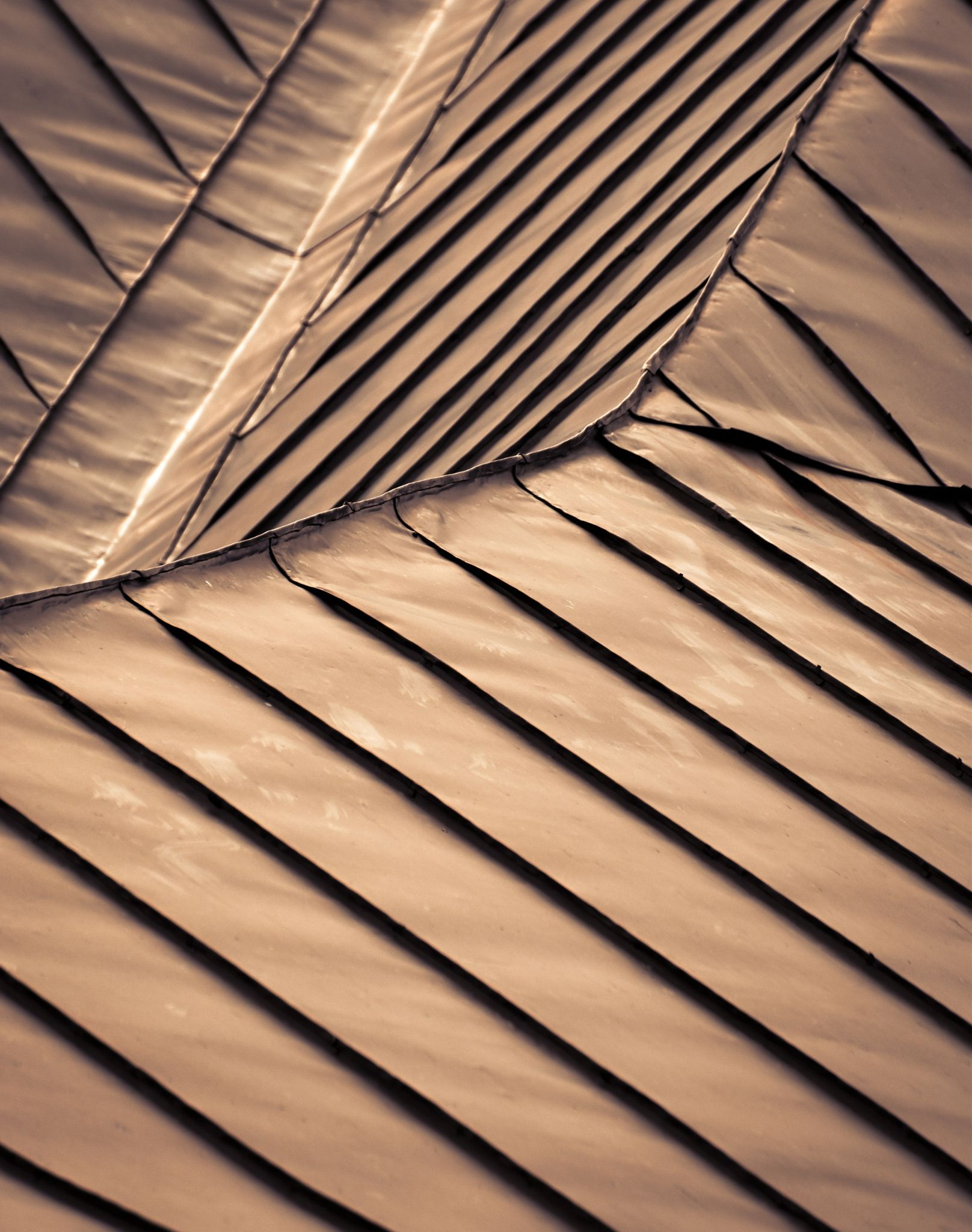 Detail Steel Roof Metal Roof Corrugated Roofing Roof Architecture