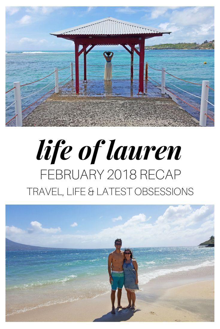 Life of Lauren: Recap of February 2018 | Travel couple, February