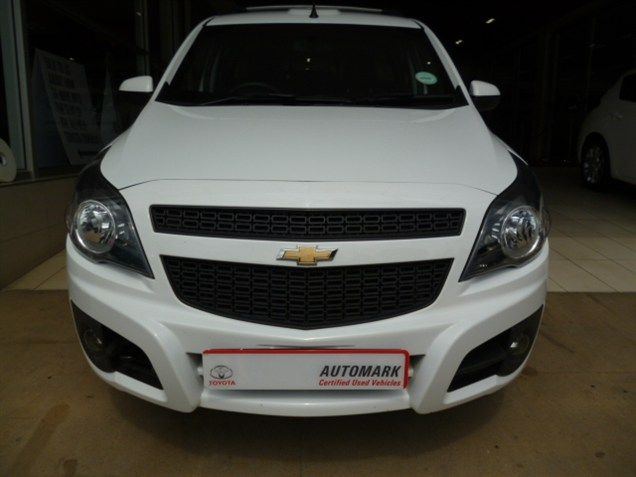 Make This Your Pride And Joy Our 2012 Chevrolet Corsa Utility