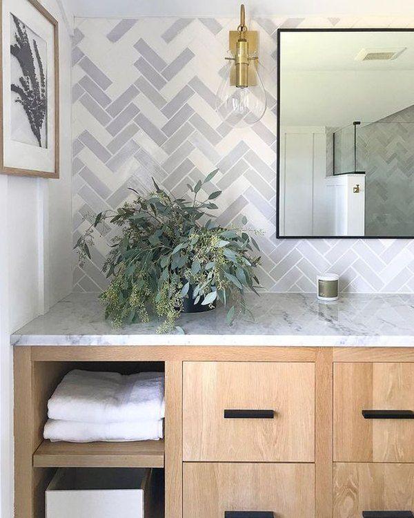 mosaic tile bathroom backsplash ideas that ll prove you on home inspirations this year the perfect dream bathrooms diy bathroom ideas id=70091