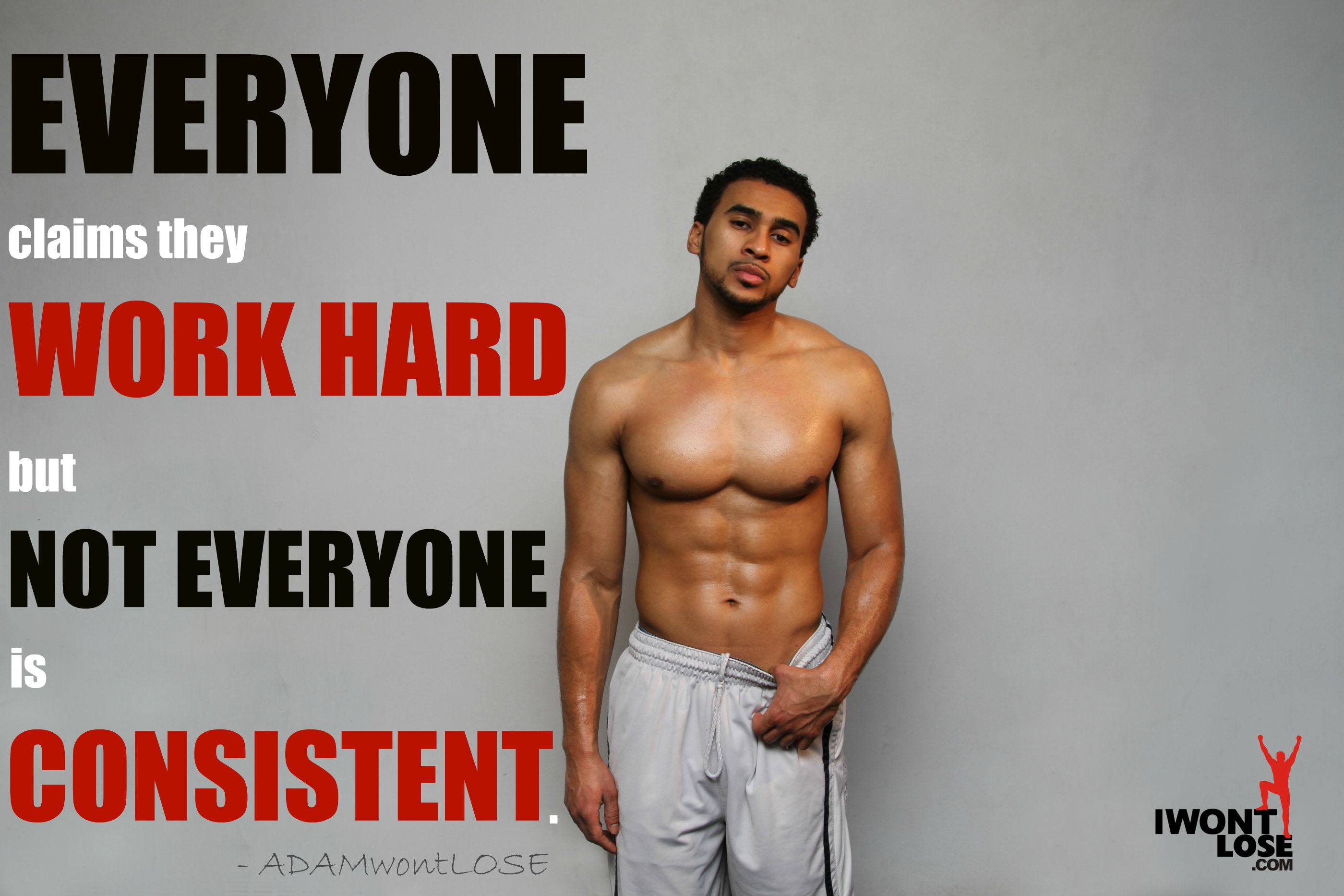Hard Work Vs Consistency With Images