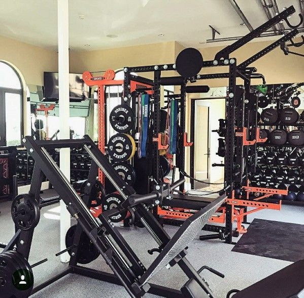 10 Best Home Gym Ideas To Bring You A Healthy Life
