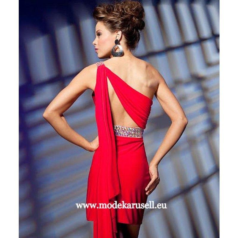 Sexy Abendkleid Cocktailkleid Kurz | günstige Abendkleider Online ...