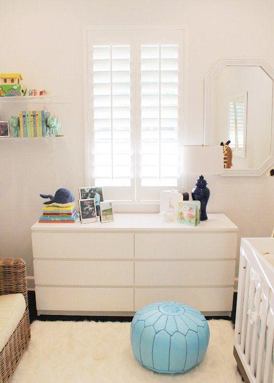 Hanks Beach-Inspired Nursery
