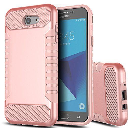 best service 06ae8 6e761 Amazon.com: Galaxy J7 V Case,Galaxy J7 Sky Pro / J7 Perx / J7V 2017 ...