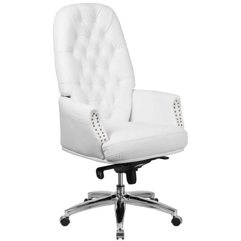 Lamanna Executive Chair With Images Swivel Office Chair Traditional Office Chairs High Back Office Chair
