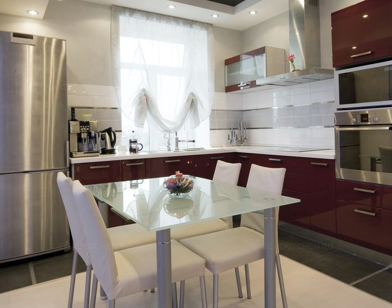 Choose the setting for your modern kitchen