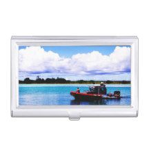 Awful Superb card holder Guam Island MOTIF Case For Business Cards