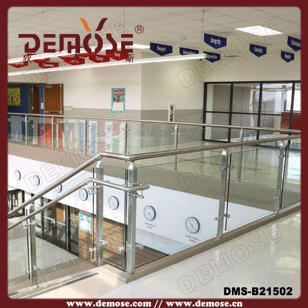 Best Interior Tempered Glass Balcony Railing Design 35 85 400 x 300