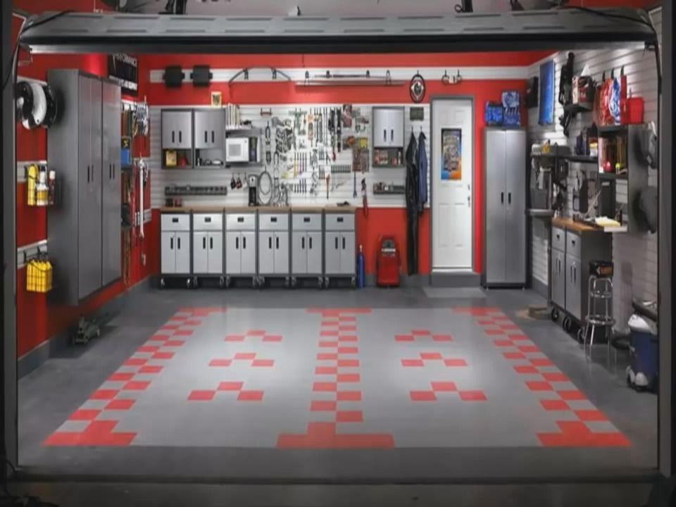 Car garage storage cabinet organization diy ideas garage for Garage building ideas