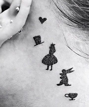 30 Literary Tattoos for Bookish Babes