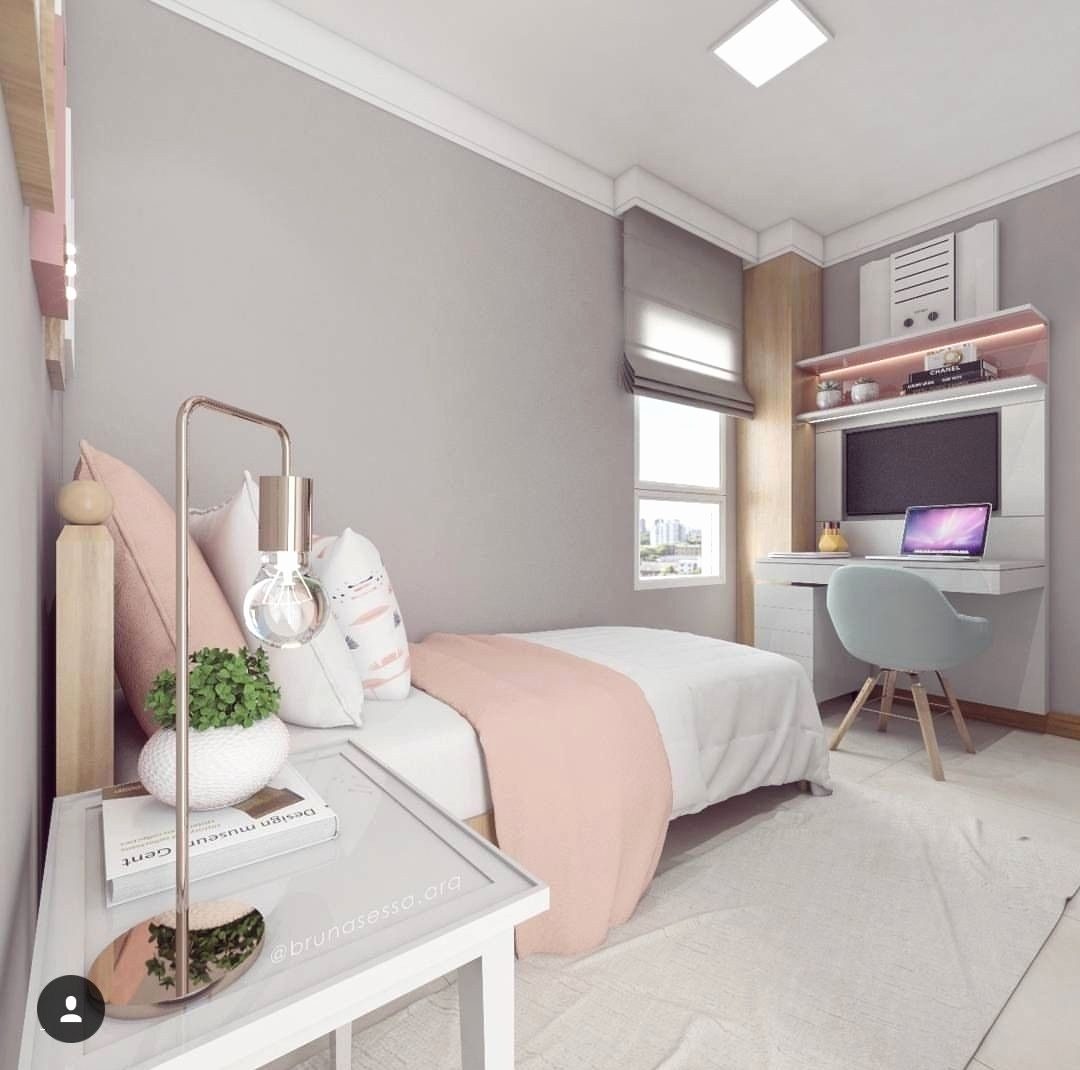 Modele Chambre Fille Ado 50 amenagement petite chambre 9m2 2016 | amenagement petite