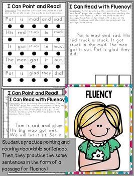 Fluency Intervention - Reading Intervention Binder No Prep