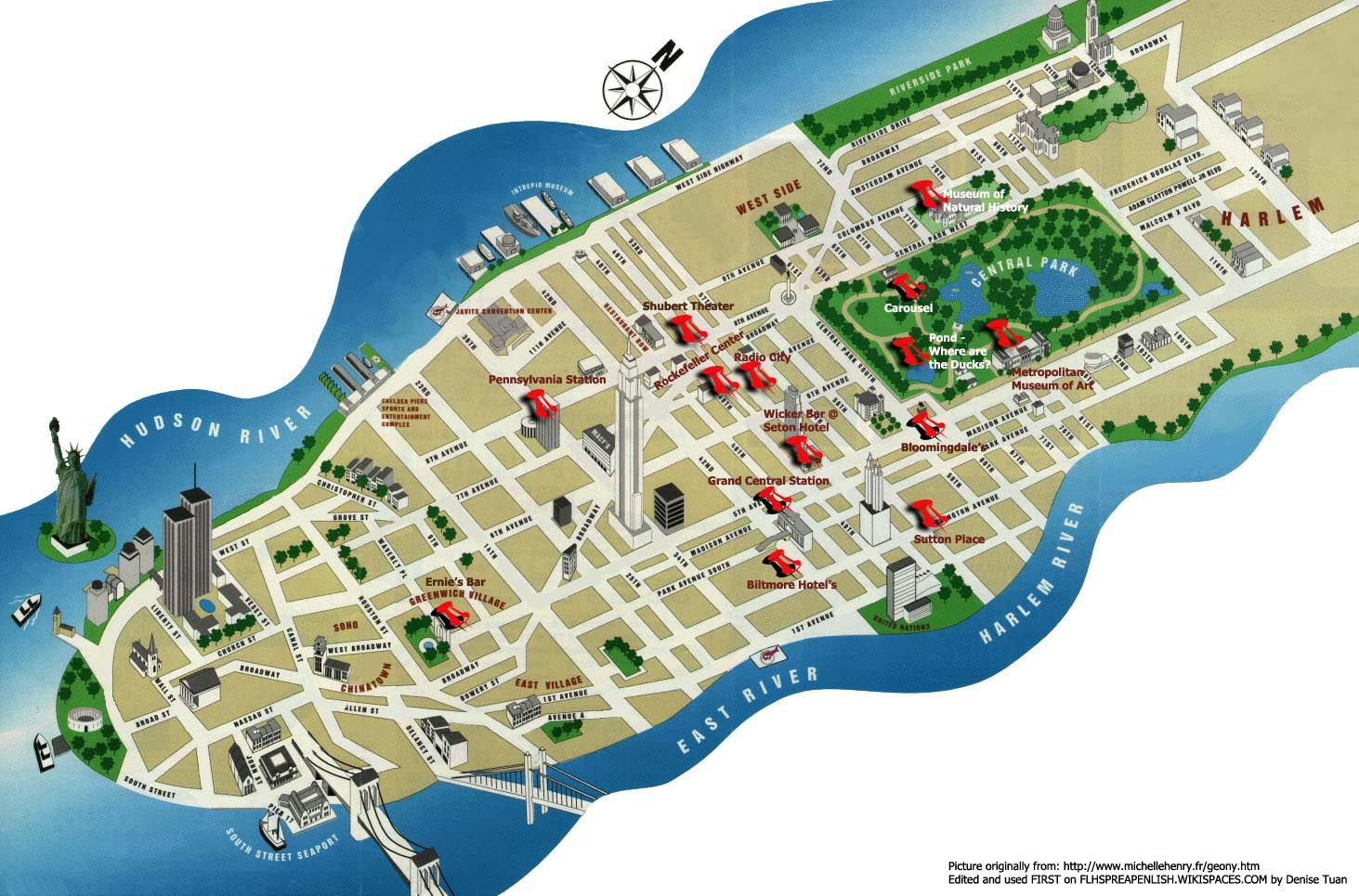 Image result for holden new york map cr pinterest american image result for holden new york map publicscrutiny Gallery