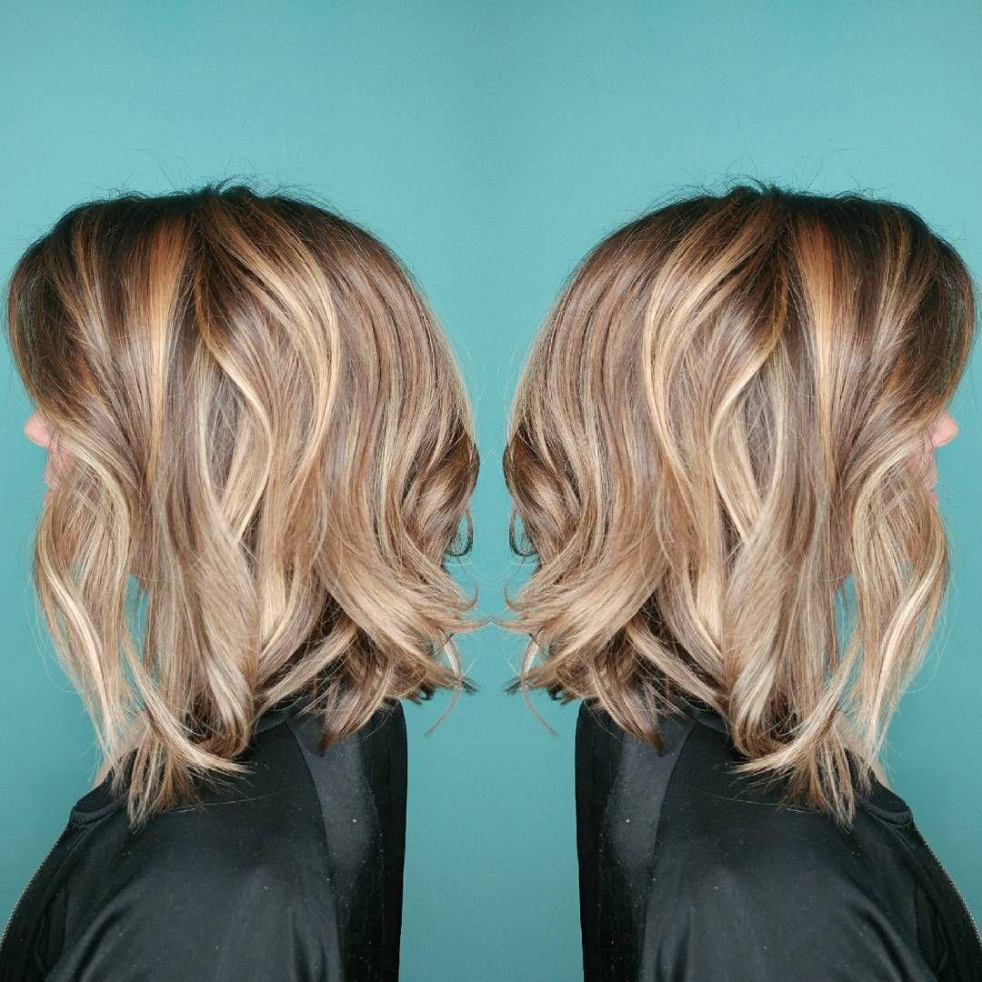10 Schicke Alltags Frisuren Für Mittellange Haare