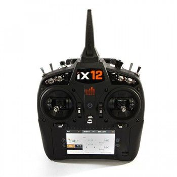 Spektrum IX12 12-Channel DSMX Android Transmitter Only