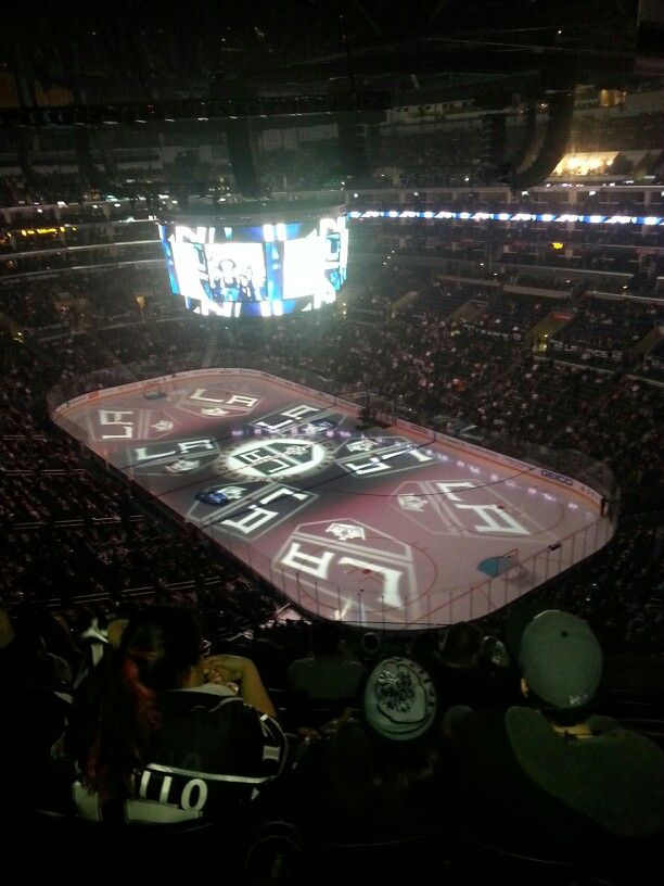 LA Kings! Love this pic. :)