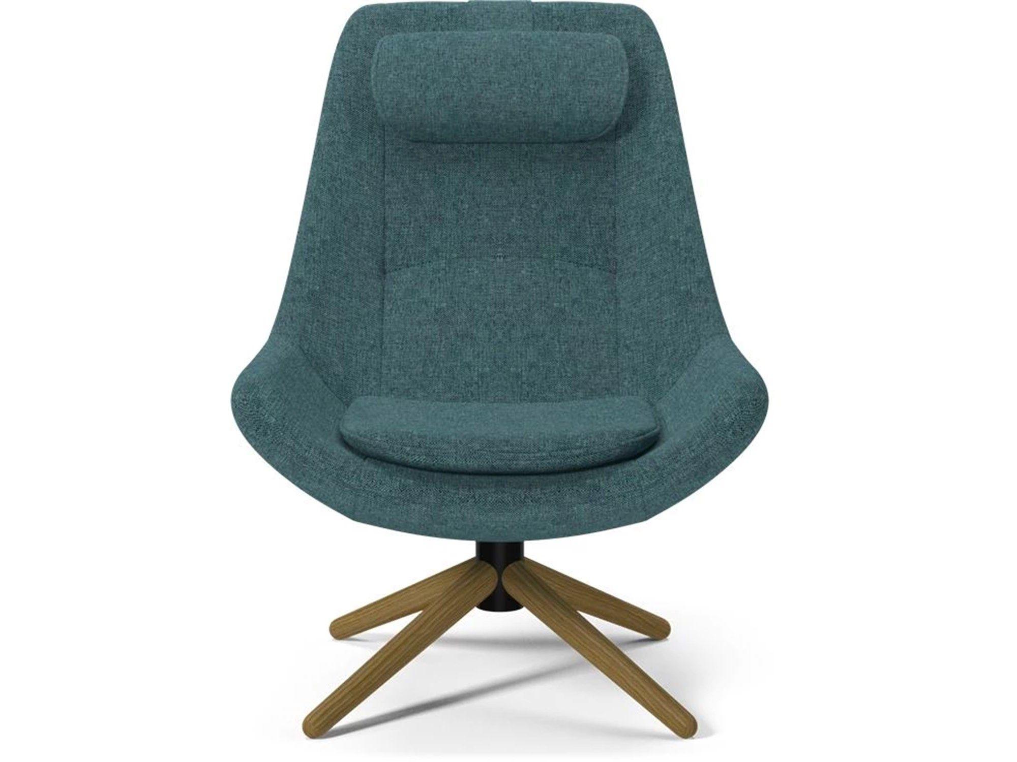 Egg Chair Stof.Elegante Og Komfortable Laenestole I Laeder Og Stof Fra Bolia