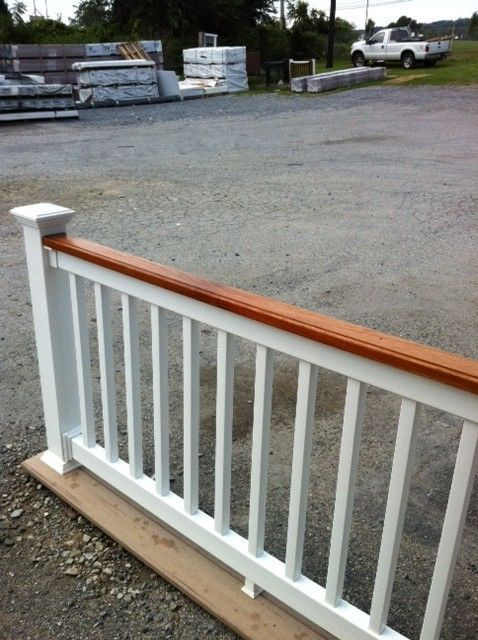 8 Rail Kit Closeout High End Composite Deck Railing W