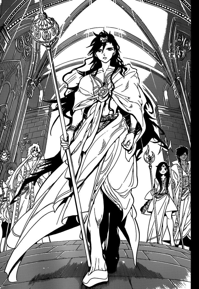 Magi The Labyrinth Of Magic Scan : labyrinth, magic, Labyrinth, Magic, Vol.20, Chapter, Solomon, MangaNelo.com, Manga, Magi,, Aladdin, Sinbad