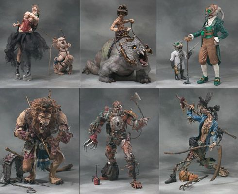 Mcfarlane toys wizard of oz