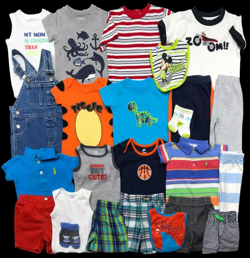 Ebay Sponsored Baby Boy 3 Months 3 6 Months Nike Gap Spring Summer Oufits Sets Clothes Lot Baby Boy Clothes Summer Boy Outfits Boys Summer Outfits