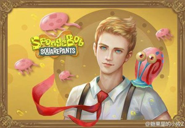 This Is SpongeBob In His Human Form… See Patrick And Squidward, They Also Look Awesome!