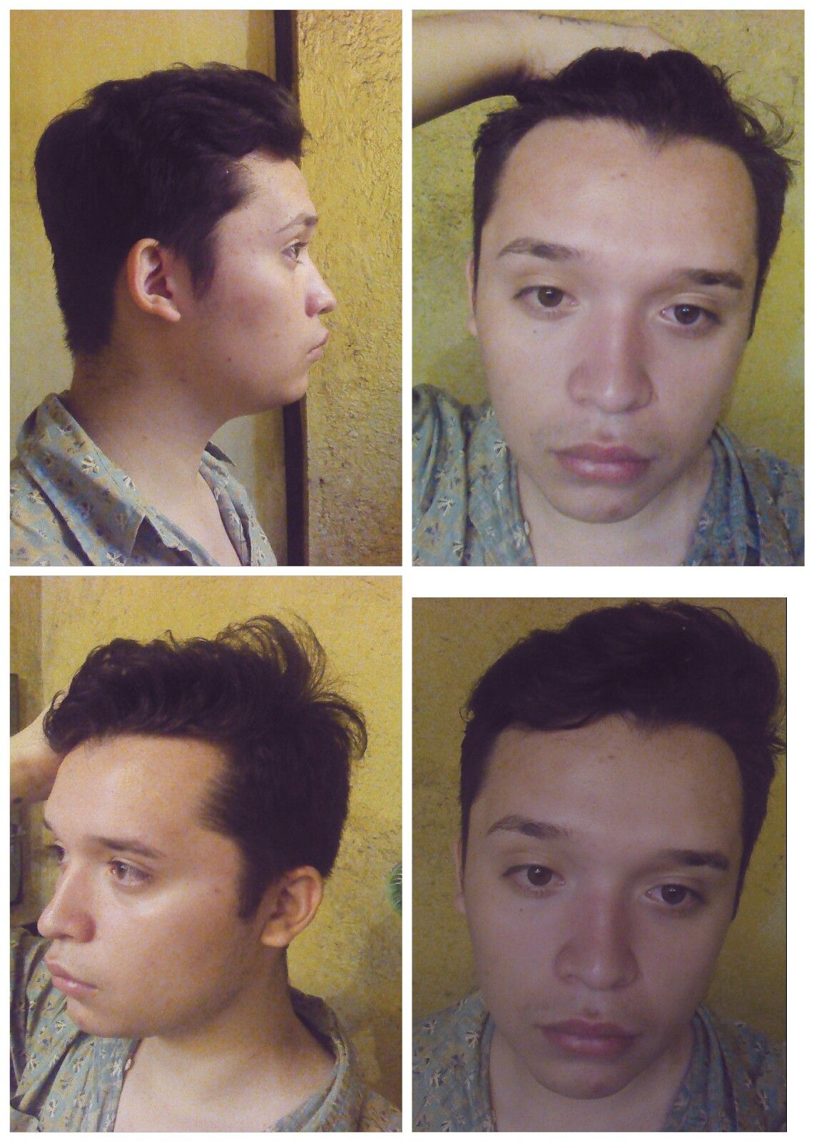 what haircut fit my face? #hair #beauty #skin #deals #me