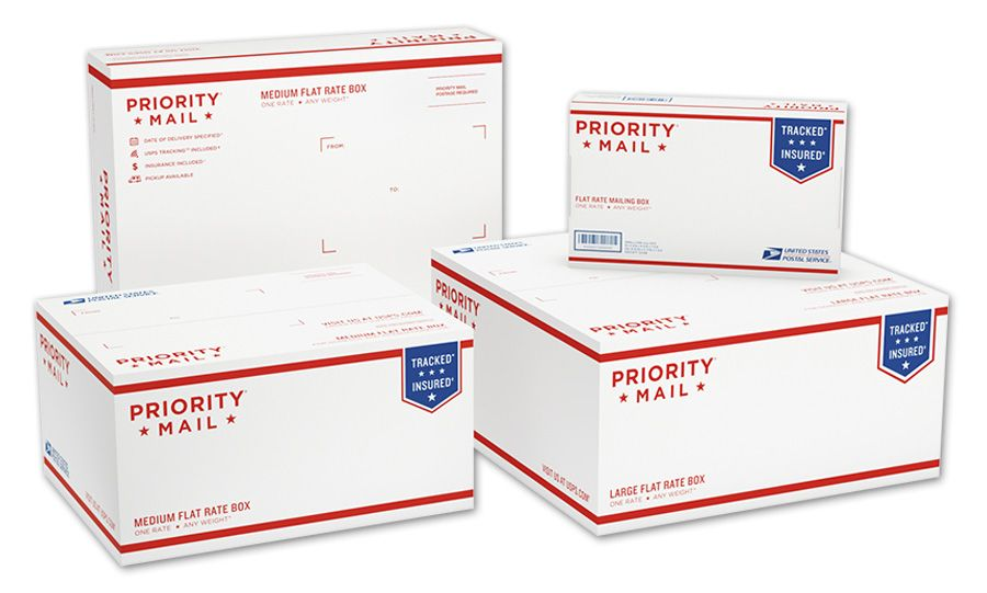 I Actually Really Like The New Branding Of Usps S Priority Mail