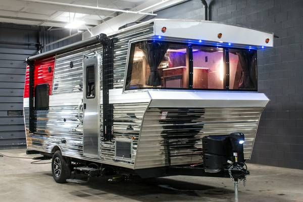 2017 Terry Classic V21 Travel Trailer Classic Campers Travel