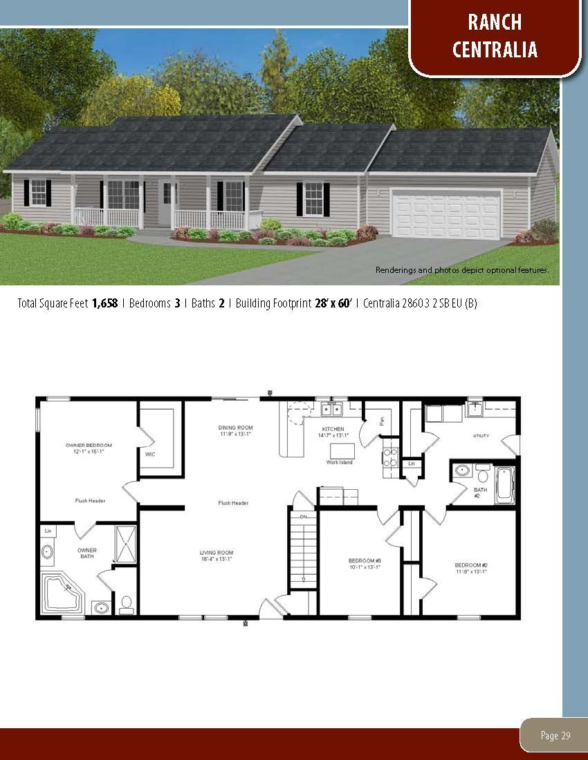 To Learn About Building Your New Home With All American Homes Visit Our Website At Www Allameric With Images Cheap House Plans House Blueprints Best House Plans