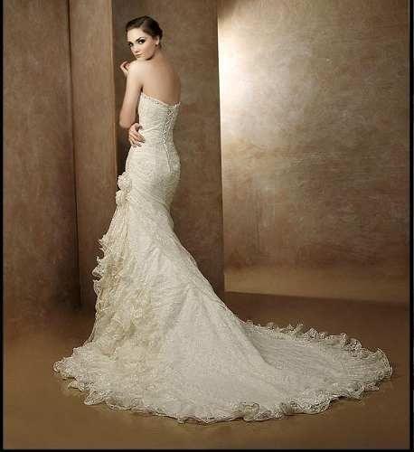 ¡Nuevo vestido publicado!  Novias de España - T4-6 ¡por sólo $7000! ¡Ahorra un 49%!   http://www.weddalia.com/mx/tienda-vender-vestido-de-novia/novias-de-espana-t4-6-2/ #VestidosDeNovia vía www.weddalia.com/mx