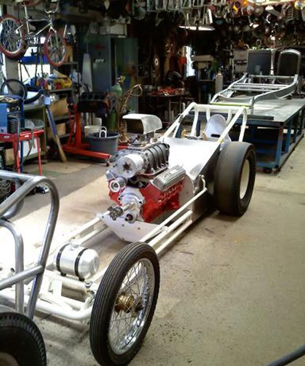 Tardel Chassis Research Google Search Dragsters Car Humor