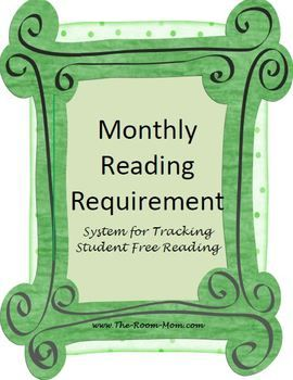 how to set up a reading number