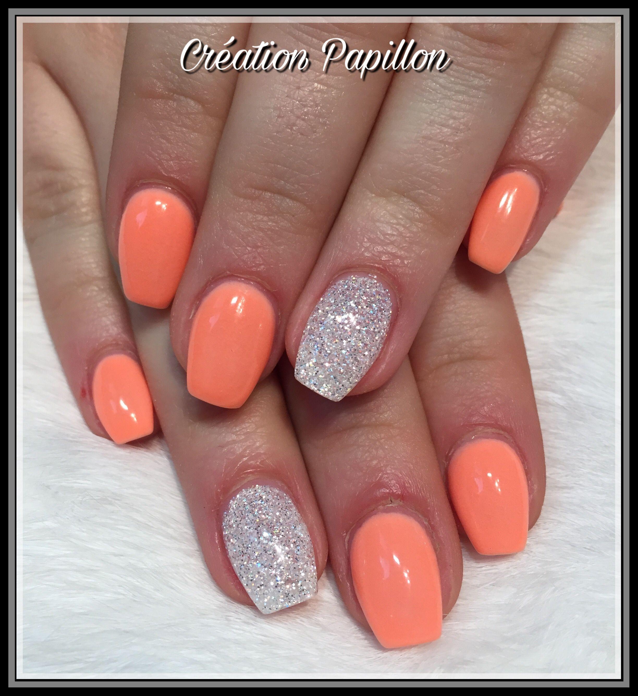 So Cool For Summer Acrylicnailsshort Acrylic Nail Designs Cute Acrylic Nails Nails