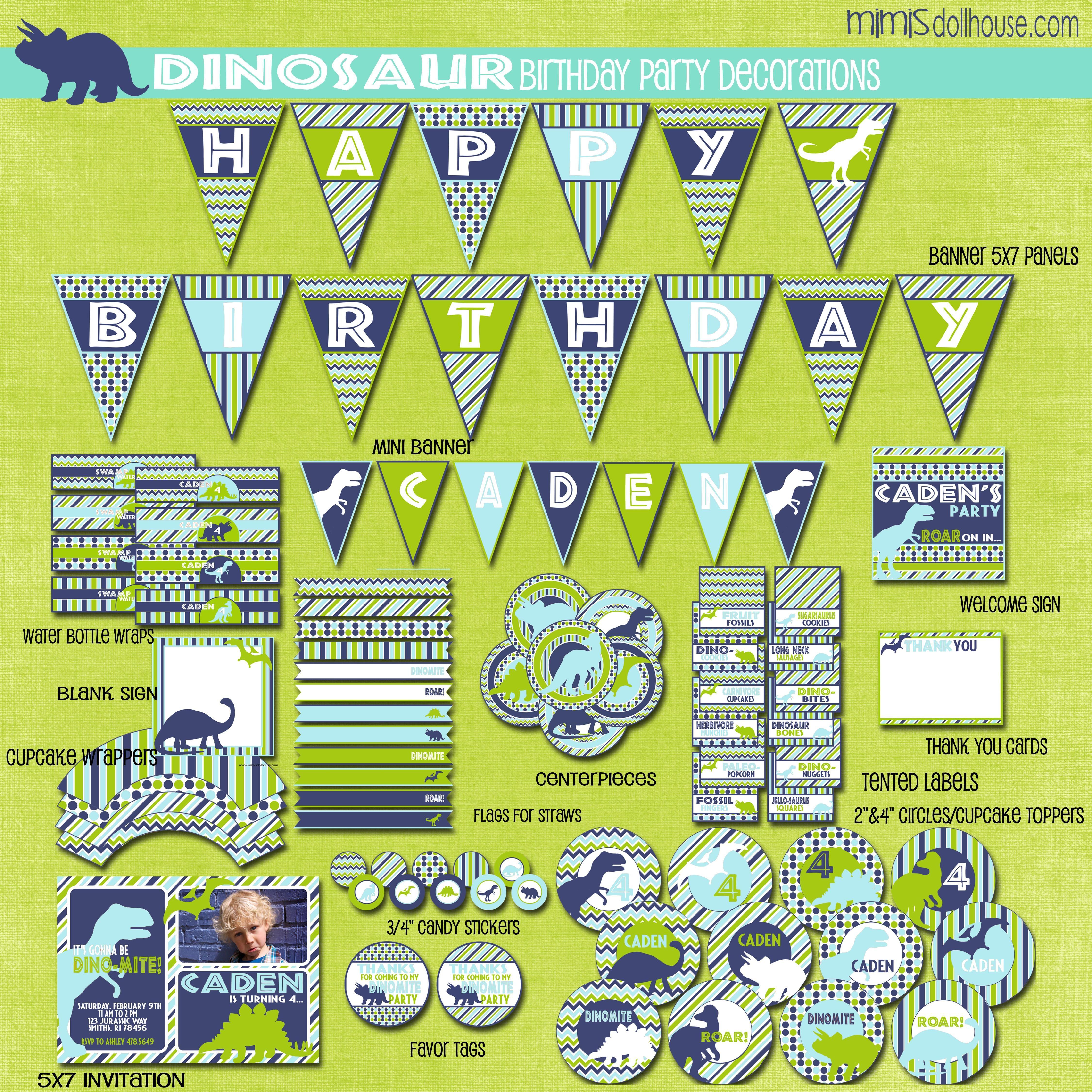 dinosaur party ideas Google Search Dinosaur party Pinterest