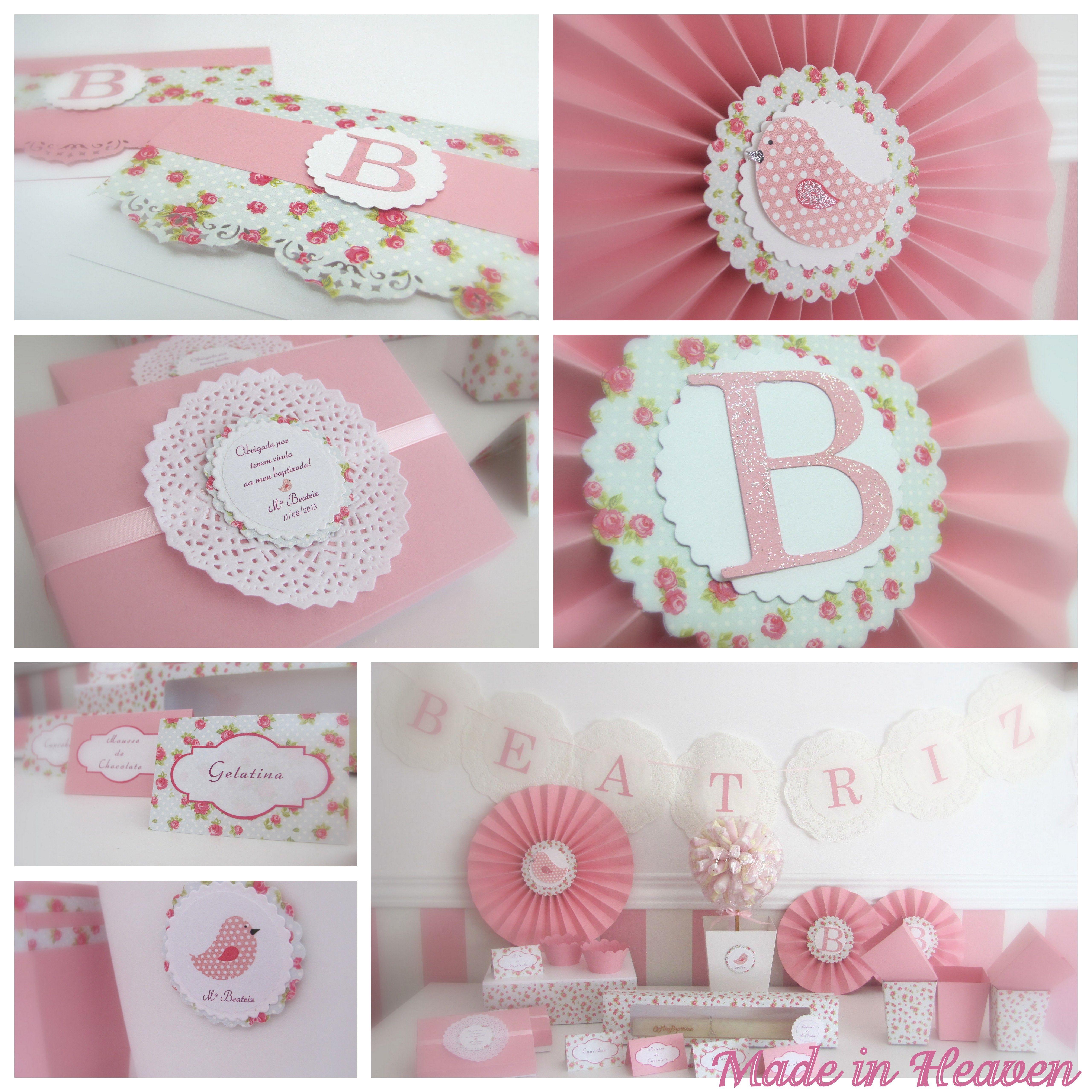 Colecção Little Pink Bird