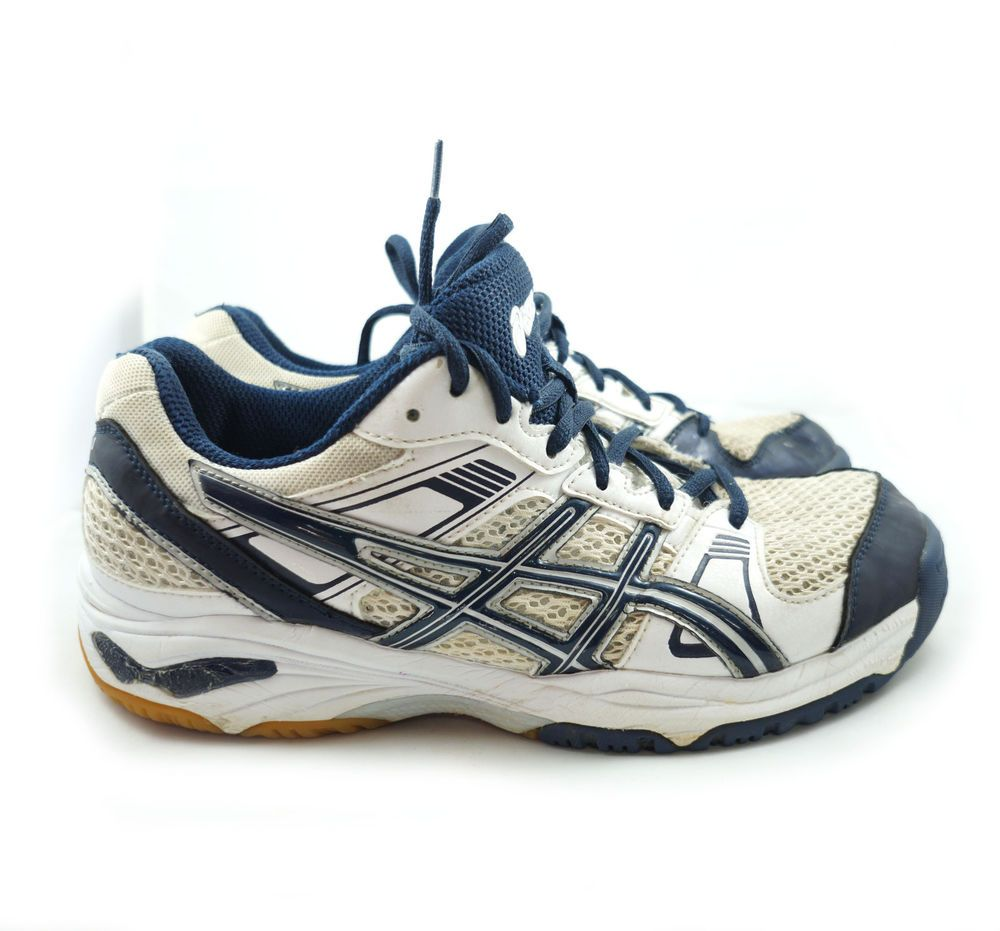 aaf4c9cd7c75 Asics Gel-1140v Volleyball Sneakers Shoes Women Size 9