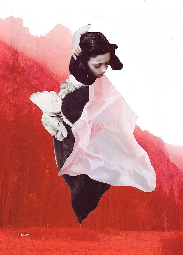 WKM by Who Killed Mickey , via Behance #photomanipulation #illustration