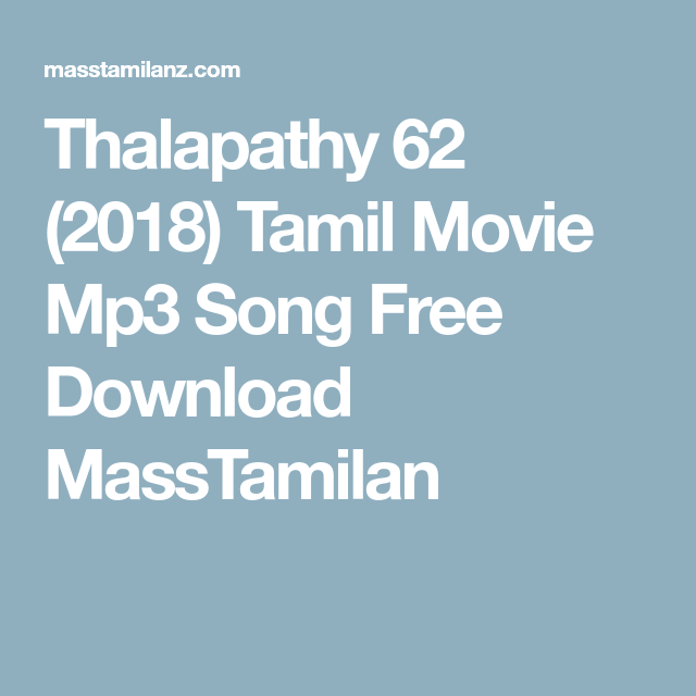24+ Tamil Mass Songs Free Download  Pics