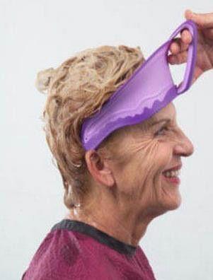 Hot Sale Adjustable Baby Shower Cap Protect Shampoo Kids Bath Visor Hat Hair Wash Shield For Children Infant Splashguard