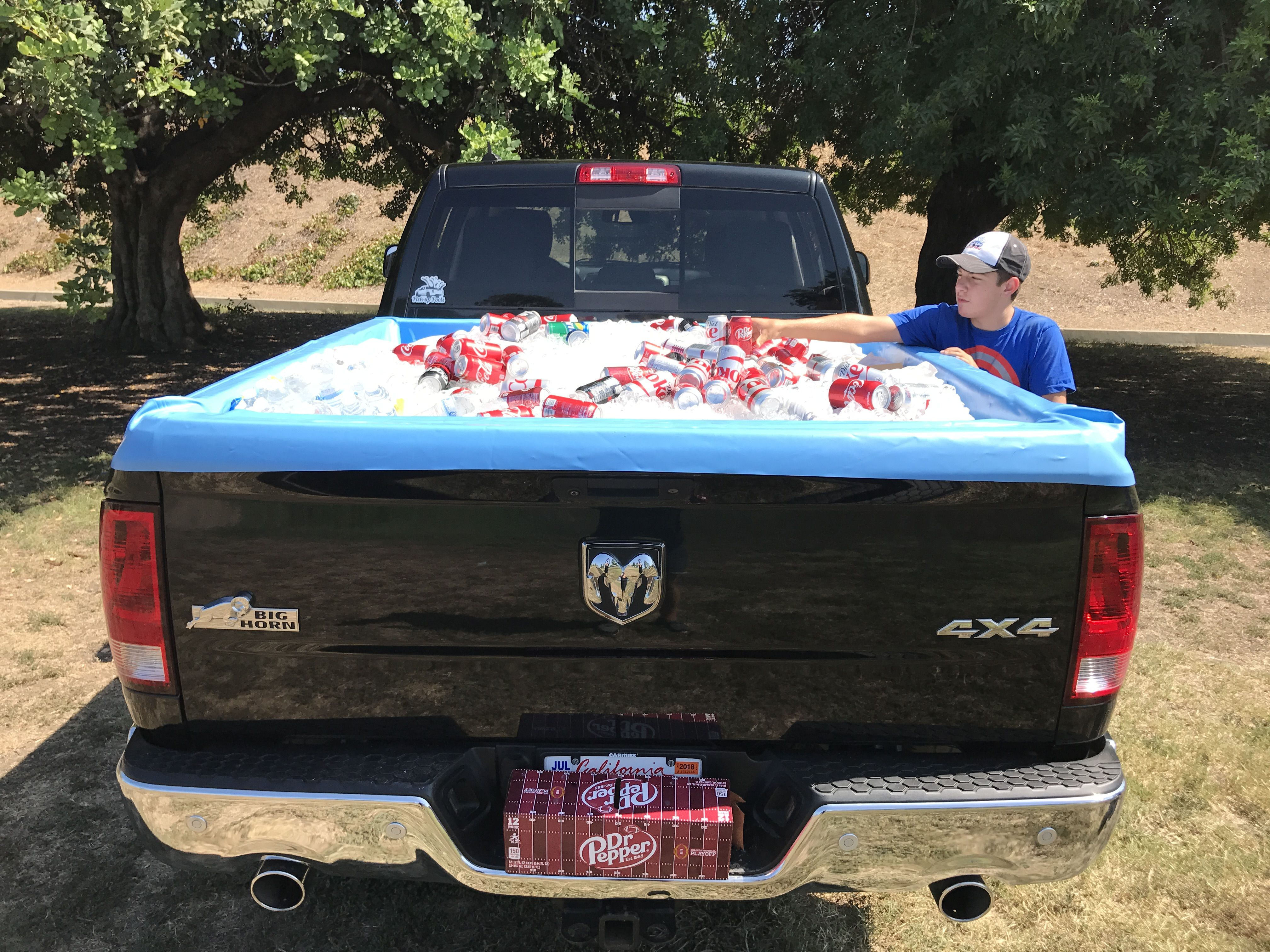 Pin By Pick Up Pools On Tailgating Portable Swimming Pools Swimming Pools Swimming