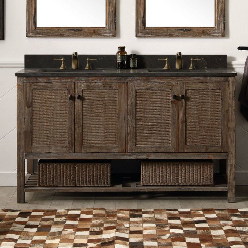 You Ll Love The Adkins 60 Amp Quot Double Bathroom Vanity Set At Wayfair Great Deals On All Ho Double Vanity Bathroom Bathroom Vanity Single Bathroom Vanity