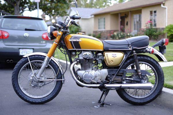 Perfect Paint Cb350 Honda Cool Motorcycles