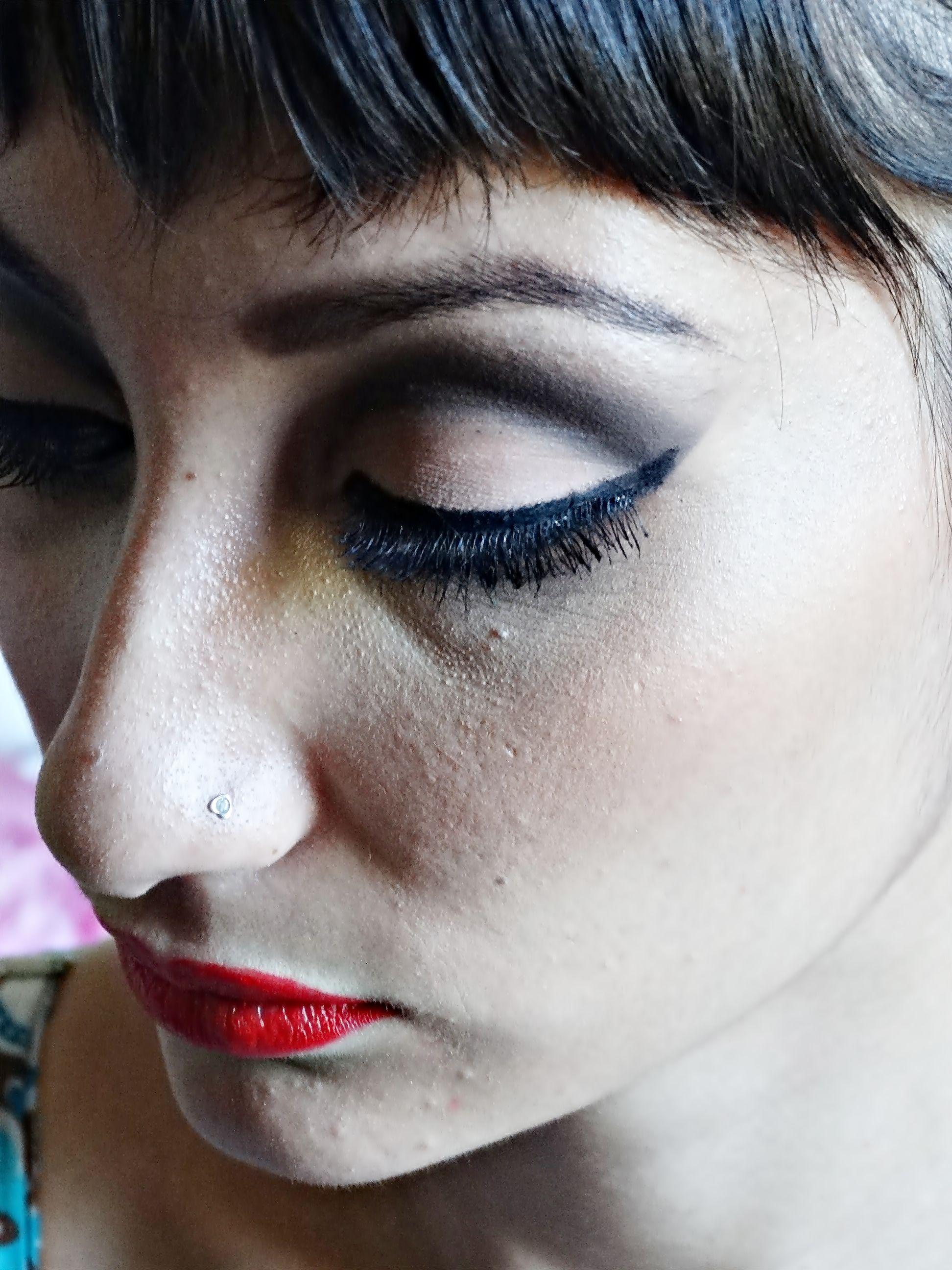 Ensaio Sentimentos a Flor da Pele. Beauty e Foto: Evelyn Silva. 2014