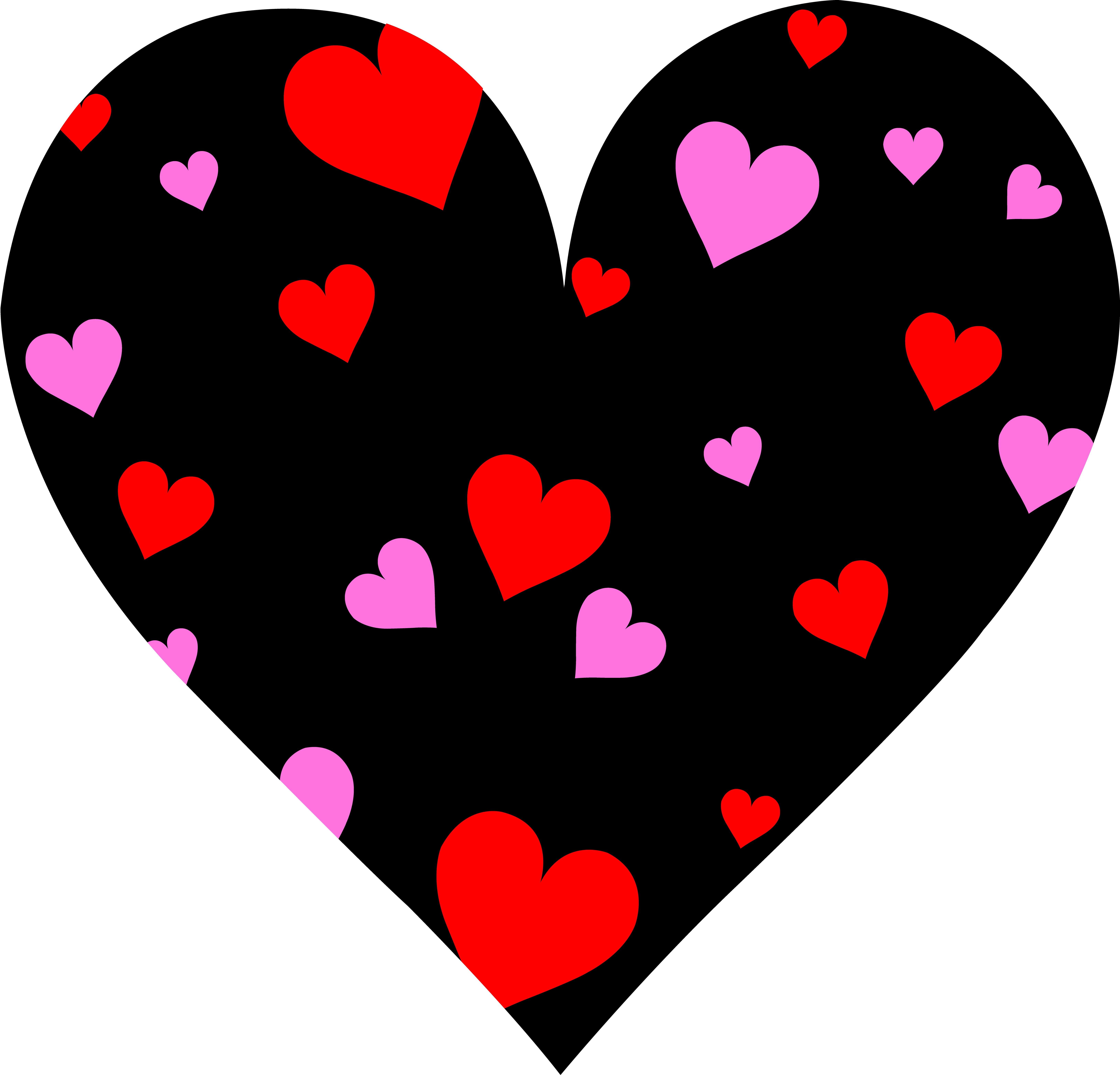 hight resolution of clipart love heart clipart panda free clipart images