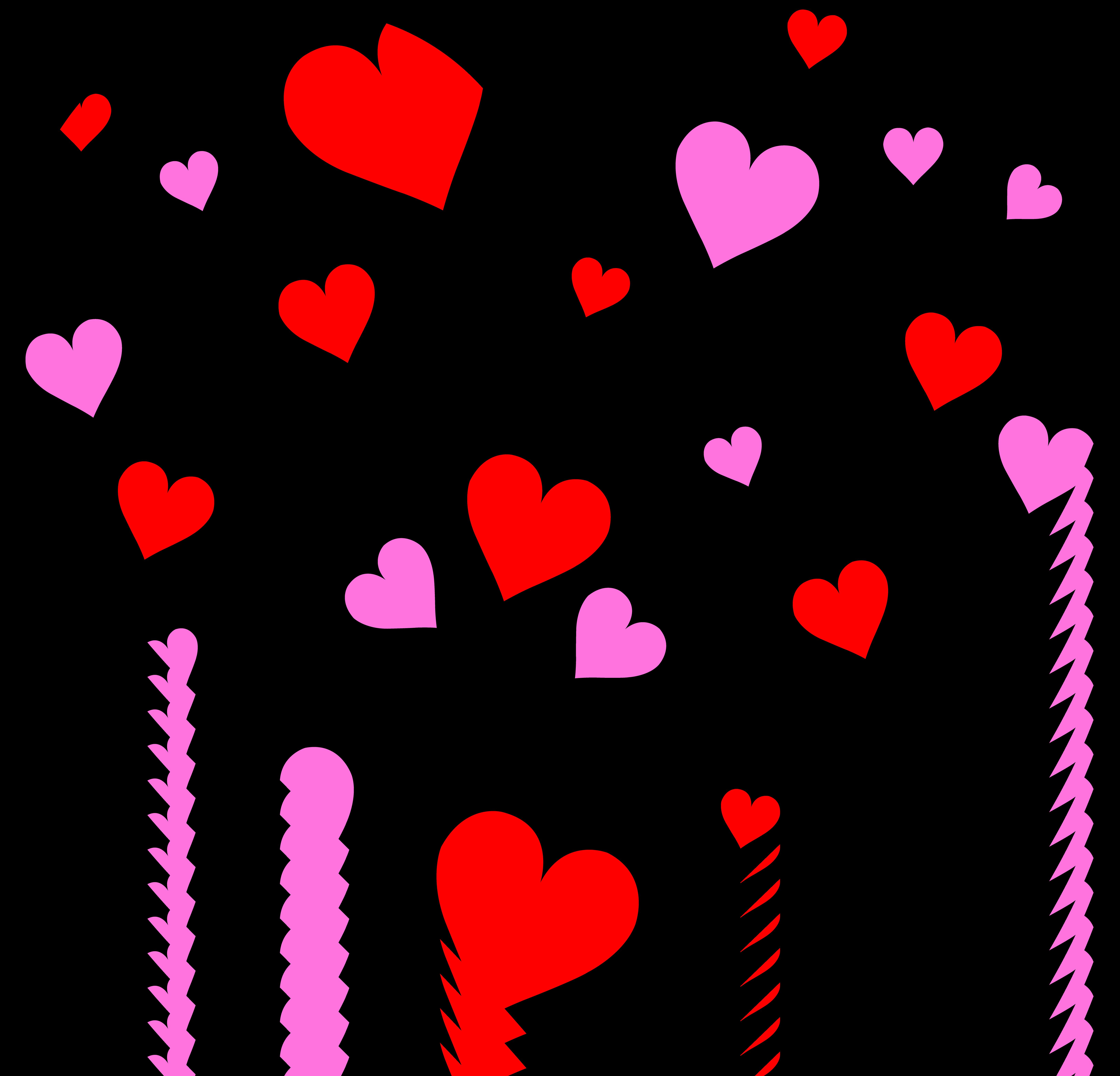 clipart love heart clipart panda free clipart images [ 6516 x 6261 Pixel ]