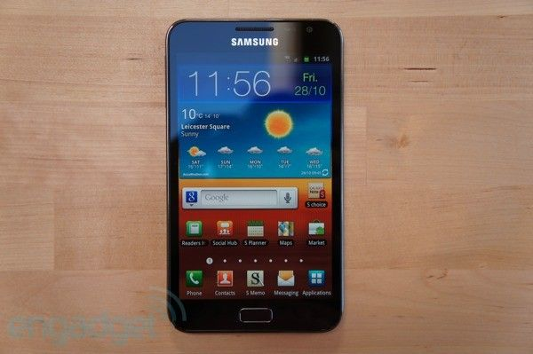 what can i do with a samsung galaxy note